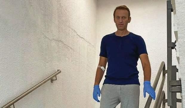 Эксперты установили отравившее Навального вещество