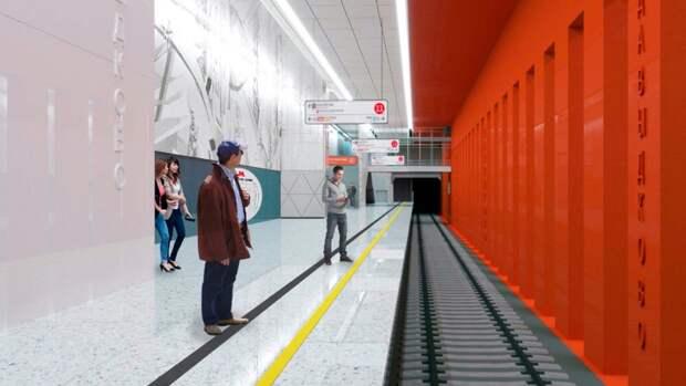 Правительство Москвы отчиталось о ходе строительства Большой кольцевой линии метро