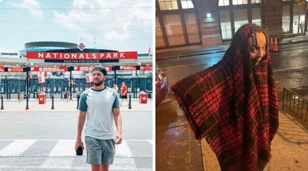 30 ярких примеров фото парней, сделанные ихдевушками vs. фото девушек, сделанные ихпарнями