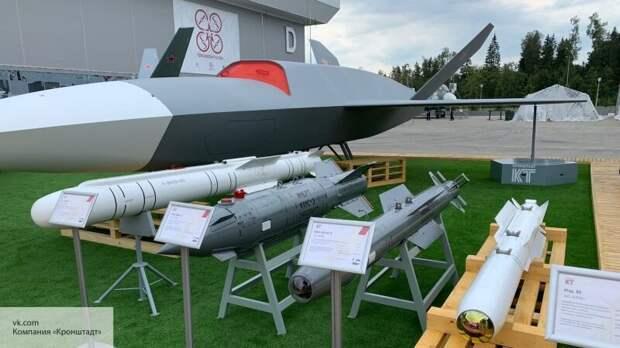 Полковник Матвийчук рассказал о перспективном вооружении российских беспилотников