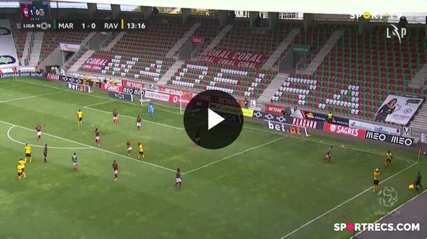 Highlights: Marítimo 1-0 Rio Ave (Liga 20/21 #28)
