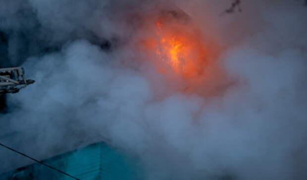Риск возникновения ЧС прогнозируется из-за пожарной опасности вНижнем Тагиле