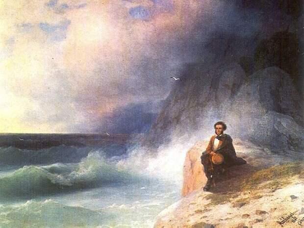 Семейная жизнь Ивана Айвазовского: из-за чего жена художника жаловалась царю