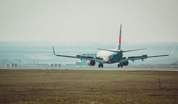 Пассажир умер наборту самолета Москва— Екатеринбург