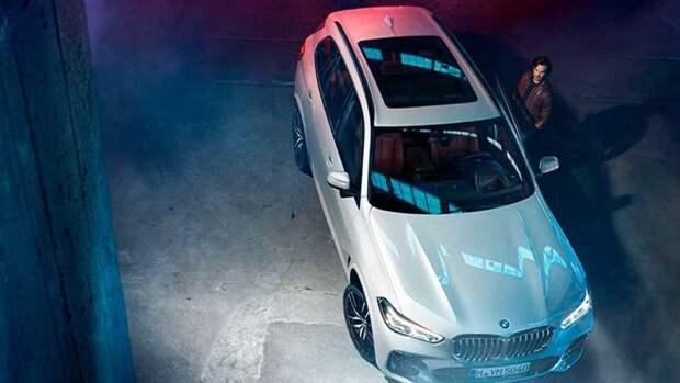 Ограниченную серию BMW X5 с водородным двигателем запустят в 2022 году