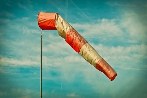 Усиление ветра ожидается в Удмуртии 26 апреля