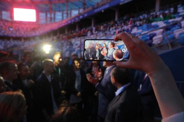 Видео дня: Глеб Никитин встретился с участниками всероссийского фестиваля «Студенческая весна»