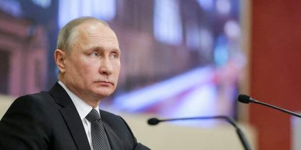 Путин заявил, что день всенародного голосования сделают выходным