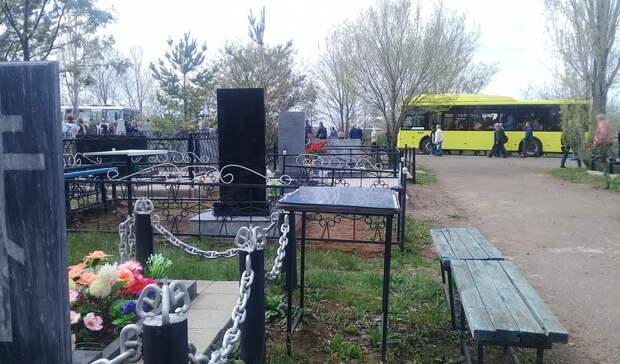 Вмэрии Оренбурга утвердили расписание движения автобусов наРадоницу