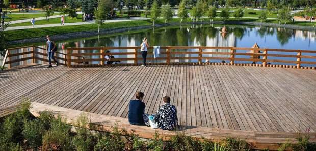 Собянин: Крупнейшим проектом благоустройства 2019 года будет Капотня. Фото: mos.ru