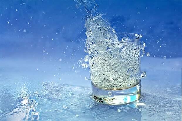 Как правильно пить газированную воду