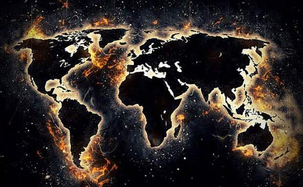 Великая игра глобальных перемен: Наша цивилизация близка к повторению судьбы бронзового века - уничтожению