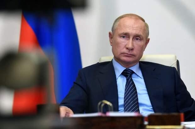 Путин рассказал о риске девальвации национальных валют