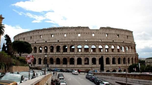 Римская империя долгие годы была ролевой моделью для Запада
