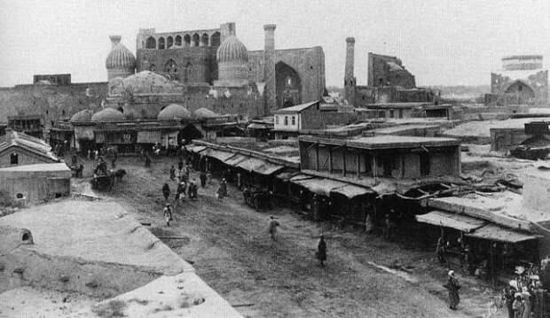 Самарканд – древний город, скрывающий тайну проклятия Тамерлана и секрет самых вкусных в мире лепёшек