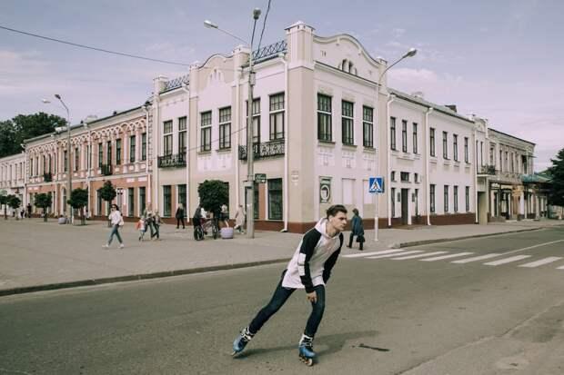 6 солнечных и очень атмосферных фото Бобруйска
