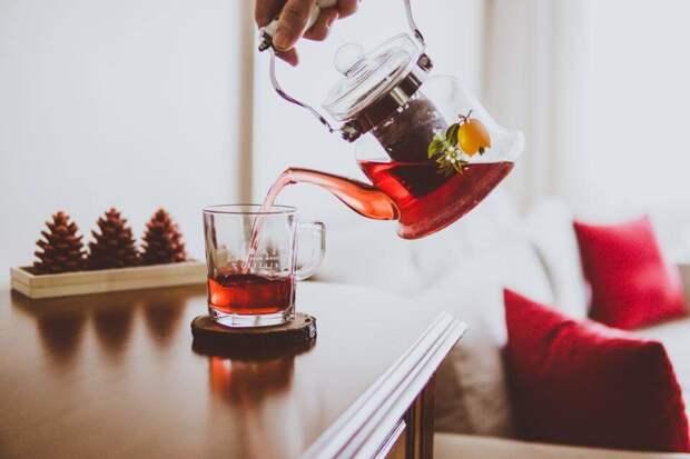 Что такое детокс-чай и как его готовить