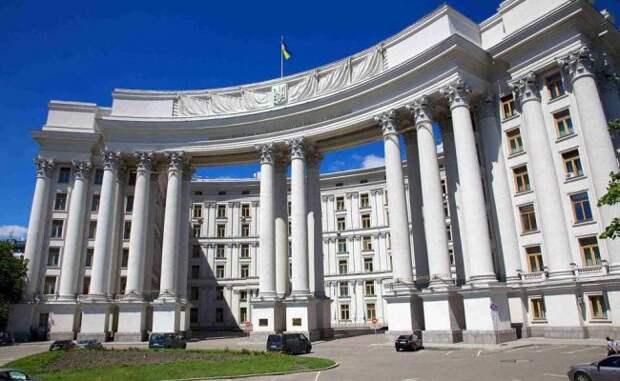 МИД Украины предостерег Саакашвили отпризывов кпротестам вГрузии