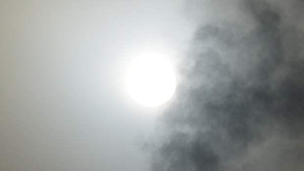 Названа причина дымки в районах и городах Алтайского края