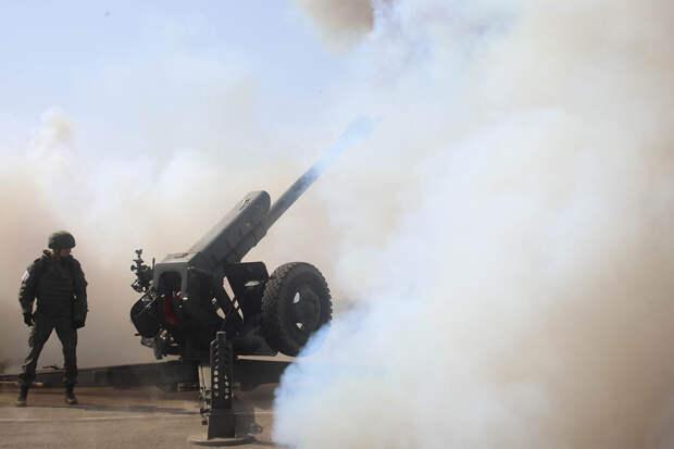 Этап конкурса по полевой выучке среди ремонтных подразделений вооружения ВДВ «Мастер-оружейник» стартовал на полигоне «Тесницкое» в Тульской области