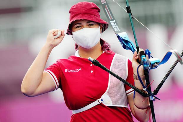 Россиянка Елена Осипова завоевала серебро Олимпийских игр в стрельбе из лука