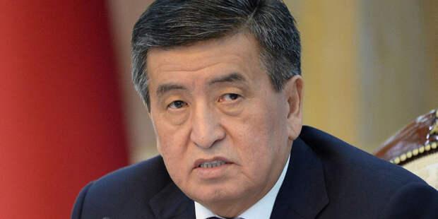 Когда парламент Киргизии рассмотрит отставку главы государства?