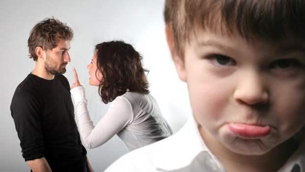 Как супружеская измена влияет на личное счастье детей