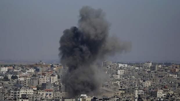 Израиль заявил о ликвидации офиса службы безопасности ХАМАС в Газе