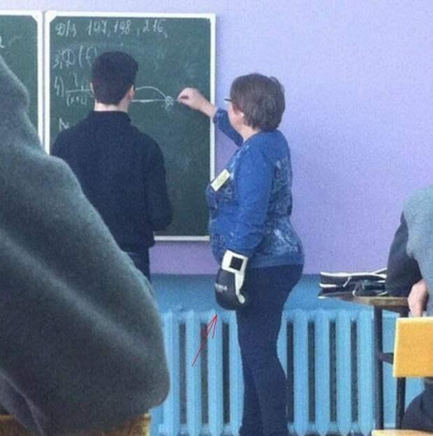 12. Здесь живет много трудных подростков, поэтому методы преподавания тут отличаются от московских деревня, коровы, люди, прикол, провинция, село, трешак, юмор