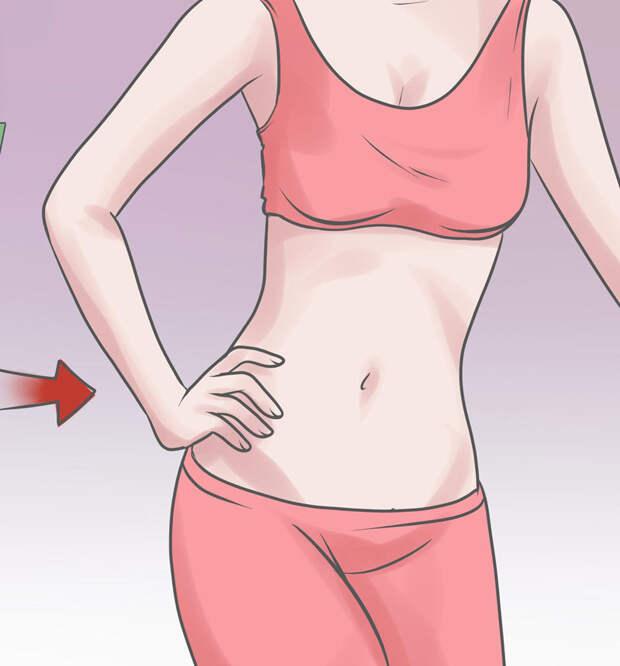 Спина без складок и идеальная талия! 5 лучших упражнений