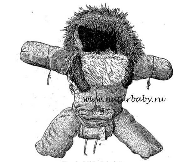 Комбинезон чукотского малыша в 1 веке нашей эры интересное, младенцы, ношение, обычаи, пеленание, факты