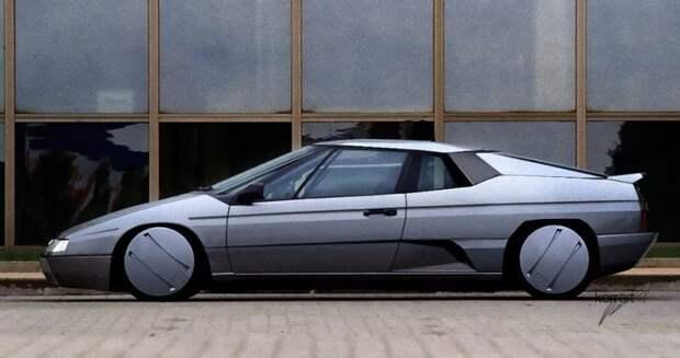 Citroen авто, автодизайн, автомобили, дизайн, фотомонтаж, фотошоп, юмор, янгтаймер
