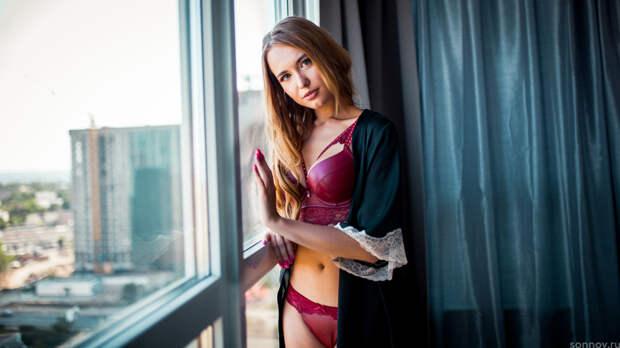 Милые и красивые девушки из сети