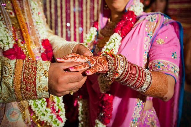 Самые странные брачные традиции со всего мира