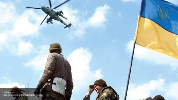 Украинские журналисты случайно рассекретили военную тайну об оснащении ВСУ