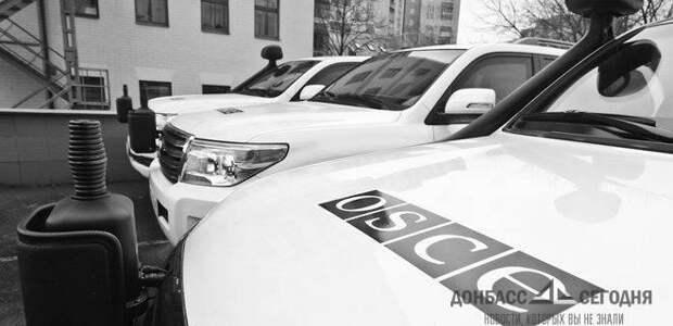 Перед 9 Мая ВСУ разместили бронированные машины в городах Донбасса
