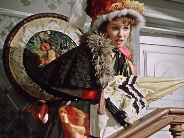 Актриса идеально справилась с ролью Прони Прокоповны.