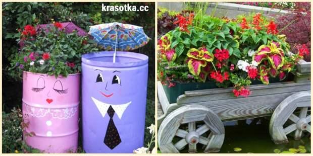 Как сделать ваш сад неповторимым: 10 интересных идей