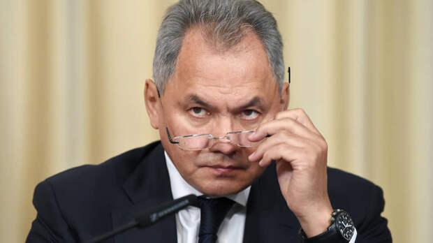 Шойгу: Россия не будет «нормальной» страной