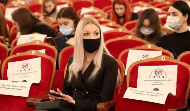 В России за сутки выявили более 19 тысяч новых случаев заражения COVID-19