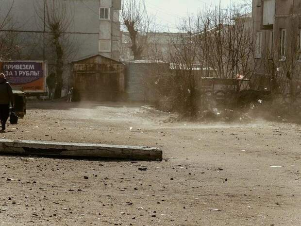 Штормовое предупреждение объявлено в Забайкалье на 16 и 17 мая
