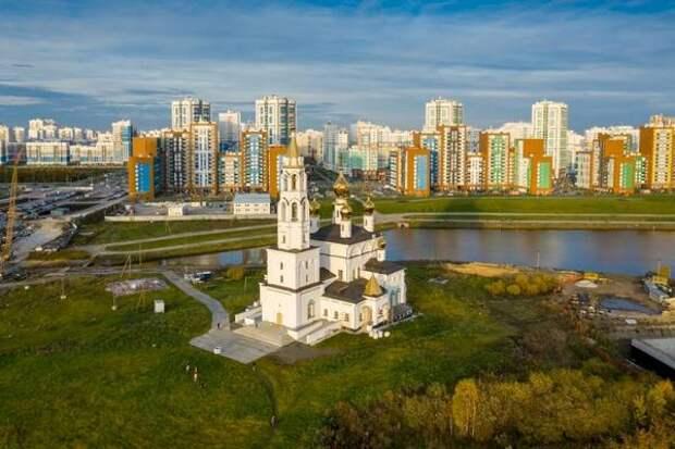 Екатеринбуржцы выбрали название для восьмого административного района