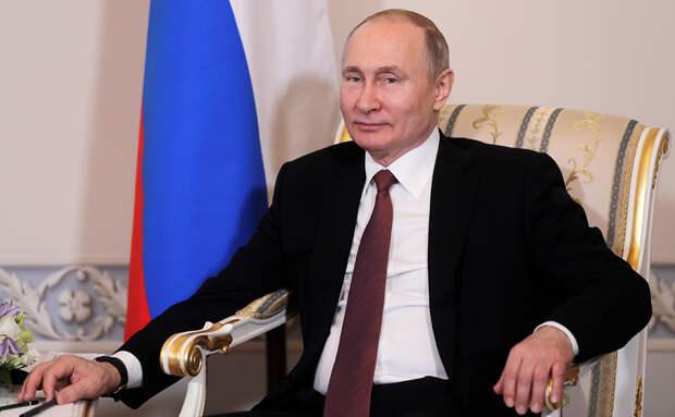 Путин заявил об уходе призыва в армию в прошлое