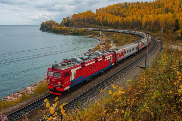 Когда скажут, что поезд едет в СССР?