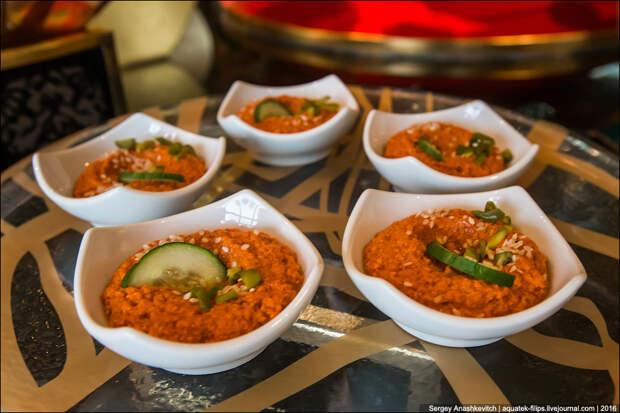 Что едят арабы