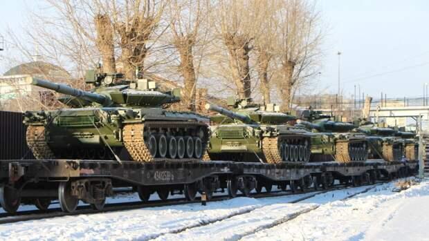 NI оценило перспективы модернизации российского танка Т-80