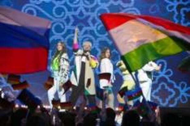 В Москве стартовали съемки III Международного музыкального телевизионного конкурса «Во весь голос».