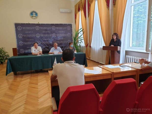 27 июля состоялось расширенное заседание Совета Общественной палаты Адыгеи