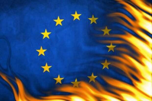 В Европе не слышны отголоски битвы за Кавказ