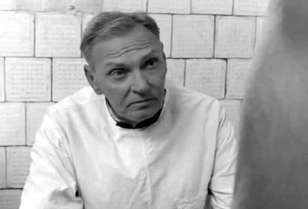 Умер актер из «Ликвидации» Александр Казимиров